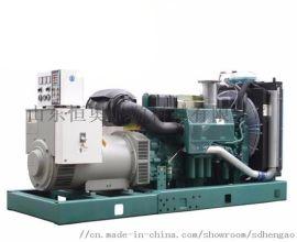 淄博120KW沃尔沃柴油发电机组 品质有保证