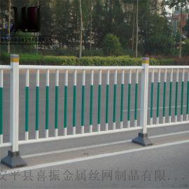 区域分隔护栏@道路分隔护栏@市政道路中分护栏
