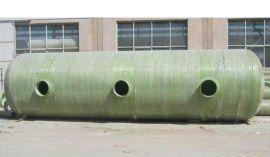 加固化粪池专业生产 化粪池 玻璃钢污水改造隔油池