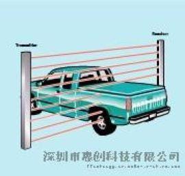 ETC超宽车道红外线车辆分离器