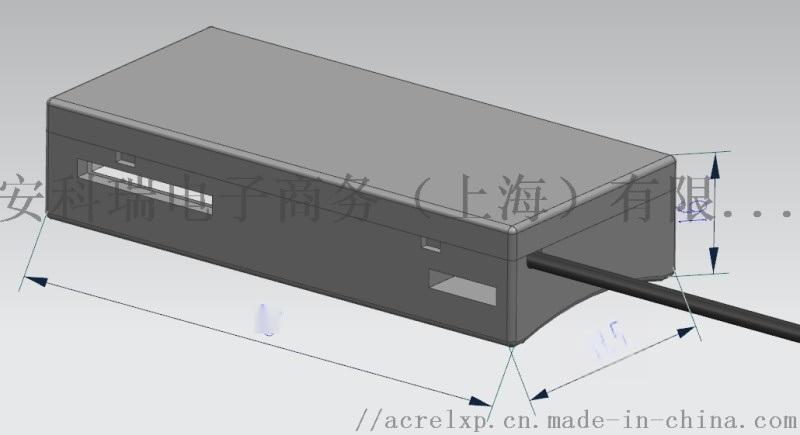 安科瑞无线测温传感器ATE300 CT取电 捆绑式安装 通讯距离200m