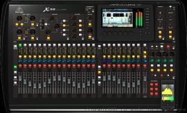 百灵达X32数码调音台,数字调音台