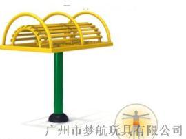 梦航户外健身器材 伸腰伸背器健身路径器材室外体育健身设备