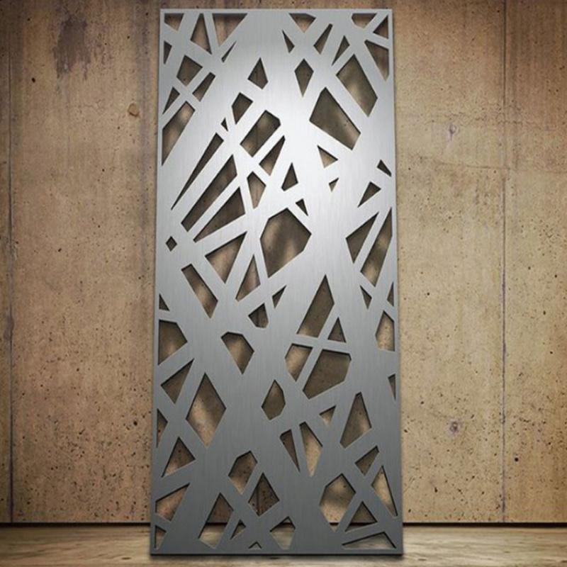 艺术雕花铝窗花厂家直销造型铝窗花定制