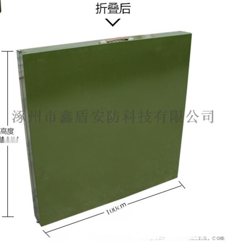 軍綠色攜帶型餐桌 野戰手提餐桌類別價格