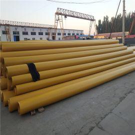 金昌 鑫龙日升 聚氨酯热水管道dn450/478热水钢塑复合管