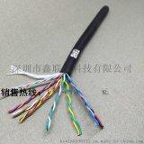20芯TRVSP10*2*0.2高柔性双绞屏蔽拖链电缆