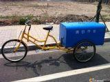 河北24全封閉環衛三輪車,獻縣1.0鍍鋅板大敞口人力三輪車