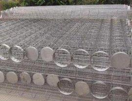河北除尘器厂家生产除尘器骨架|除尘框架|除尘袋笼|