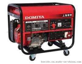 品牌6KW6000W单三相一体汽油发电机工作原理