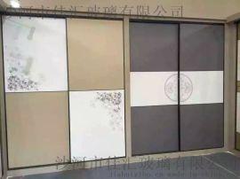 沙河佳汇厂家批发吸塑板衣柜板门现代 中式 简约 欧式 平移门 肤感膜衣柜移门