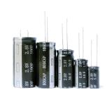 卷绕单体产品 BRP 2.8V 系列, 容量0.01F ~700F