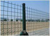 铁丝围栏网#和林格尔绿色方孔围栏网#金属围栏网规格