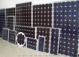 单晶太阳能电池片125mm 太阳能光伏组价电池硅片