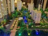 河北沙盤模型幫助房地產促銷