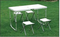 铝合金叠桌