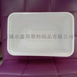 大量供应无骨扒鸡保鲜盒,烤鸭气调封口盒订制