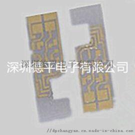德平电子供应纯度99.5%陶瓷金属化薄膜电路