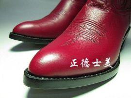 手工皮鞋 - 02