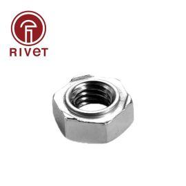 罗维特 DIN929/304不锈钢六角焊接螺母 DIN929/304不锈钢 六角焊接螺母
