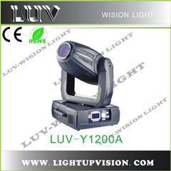 电脑摇头灯(LUV 1200W)