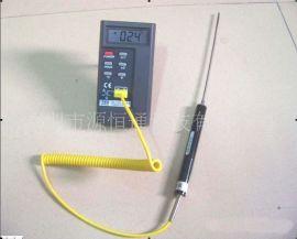 K型热电偶温度表(TES-1310+NR81530)