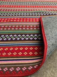 现货供应防滑地毯地垫成品,地毯面料,加厚彩棉