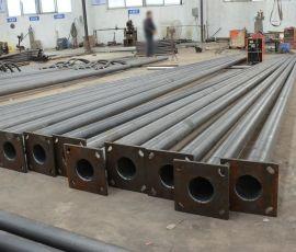 灯杆厂家生产6米路灯杆 厂家定制热镀锌12米双臂路灯杆 10m路灯杆