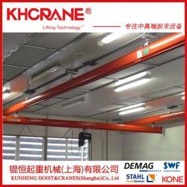 组合式自立起重机行车天车龙门吊架立柱式轨道式KBK轨道C型轨道