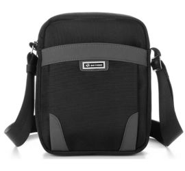 单肩包男士背包小包包袋方振箱包供应礼品广告箱上海可定制