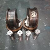 專業生產起重機行車輪  LD300輪平面齒圈
