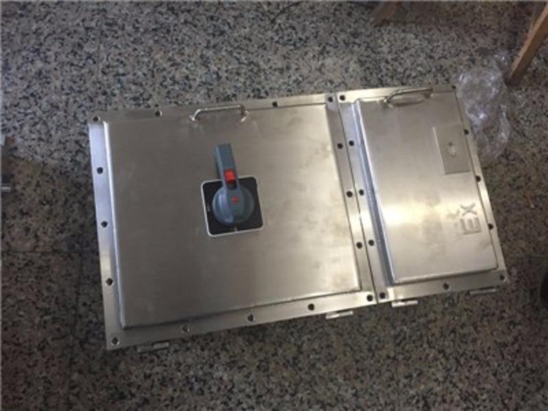 BXMD正宗304不锈钢防爆照明配电箱