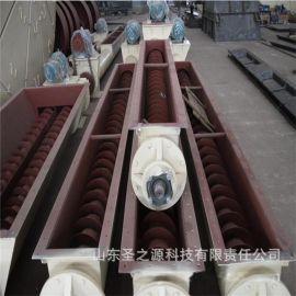管式无轴螺旋输送机 蛟龙螺旋输送机 螺旋LS型运料机