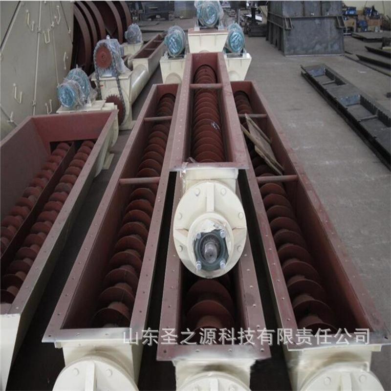 管式無軸螺旋輸送機 蛟龍螺旋輸送機 螺旋LS型運料機
