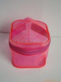 工厂批发PVC化妆袋, pvc塑料袋