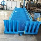 移动式登车桥集装箱卸货平台 物流登车桥厂家 手动液压移动登车桥
