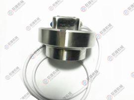 卫生级视镜 304带灯视镜 罐项视镜灯
