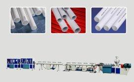 耐热聚乙烯(PE-RT)管材生产线