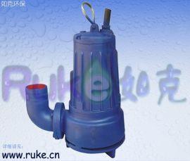 WQ18.5如克无堵塞潜水排污泵
