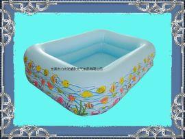 PVC充气水池