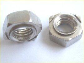 六角焊接螺母M4~M16(碳钢,不锈钢201,304)