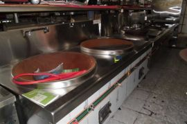 上海申巧厨房设备清洗维修