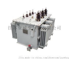 S(B)H15-M密封式非晶合金电力变压器