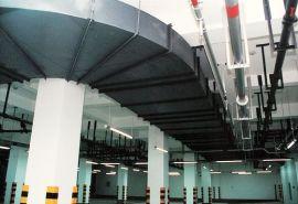 上海通风管道工程 不锈钢圆形风管制作
