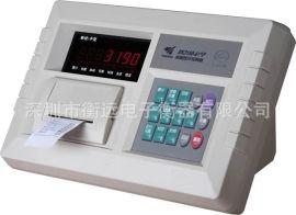 上海耀华XK3190-A1+P电子台秤打印仪表, 耀华电子秤,平台秤