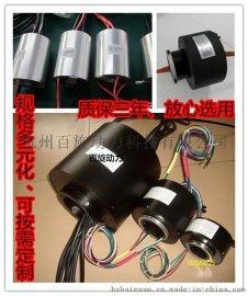 导电滑环,机械设备过孔式导电滑环