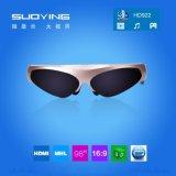 索颖HD922虚拟现实头戴显示器智能眼镜谷歌眼镜HDMI接口3D视频眼镜HDML数字信号