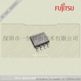 代理富士通 MB85RC256V SOP8 铁电存储器, 原装**,