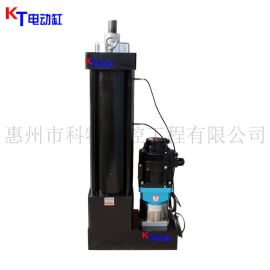 广东KT,10吨大推力伺服电动缸,垂询,定做。