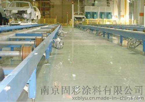 南京防滑车道无振动地坪表面耐磨罩光材料